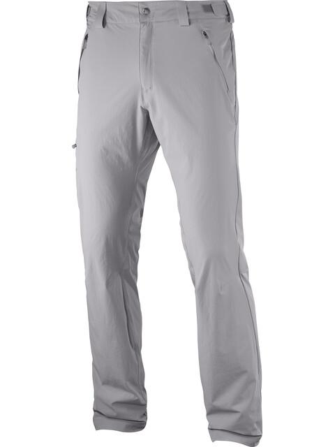 Salomon Wayfarer lange broek Heren grijs